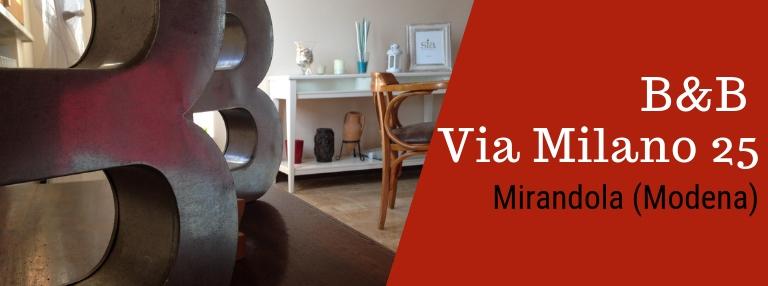 B&B Via Milano 25