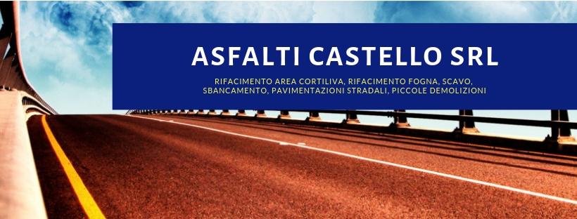 Asfalti Castello srl